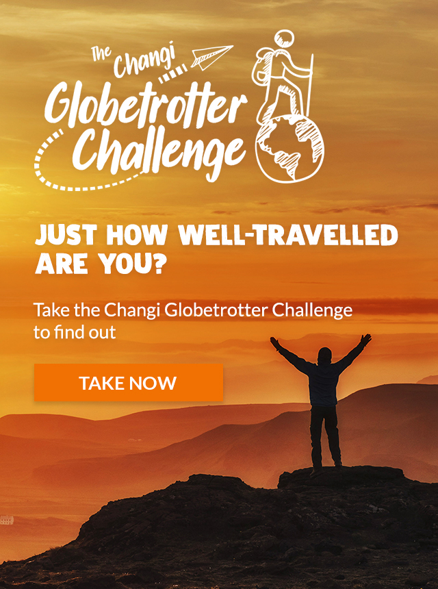 The Changi Globetrotter Challenge