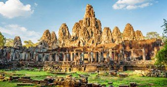Fly from Perth to Siem Reap