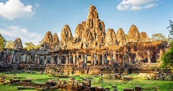 Fly from Adelaide to Siem Reap