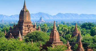 Fly from Melbourne to Yangon